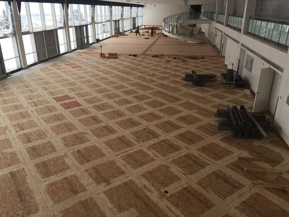 Hardwood Floors For Ballrooms And Dance Studios
