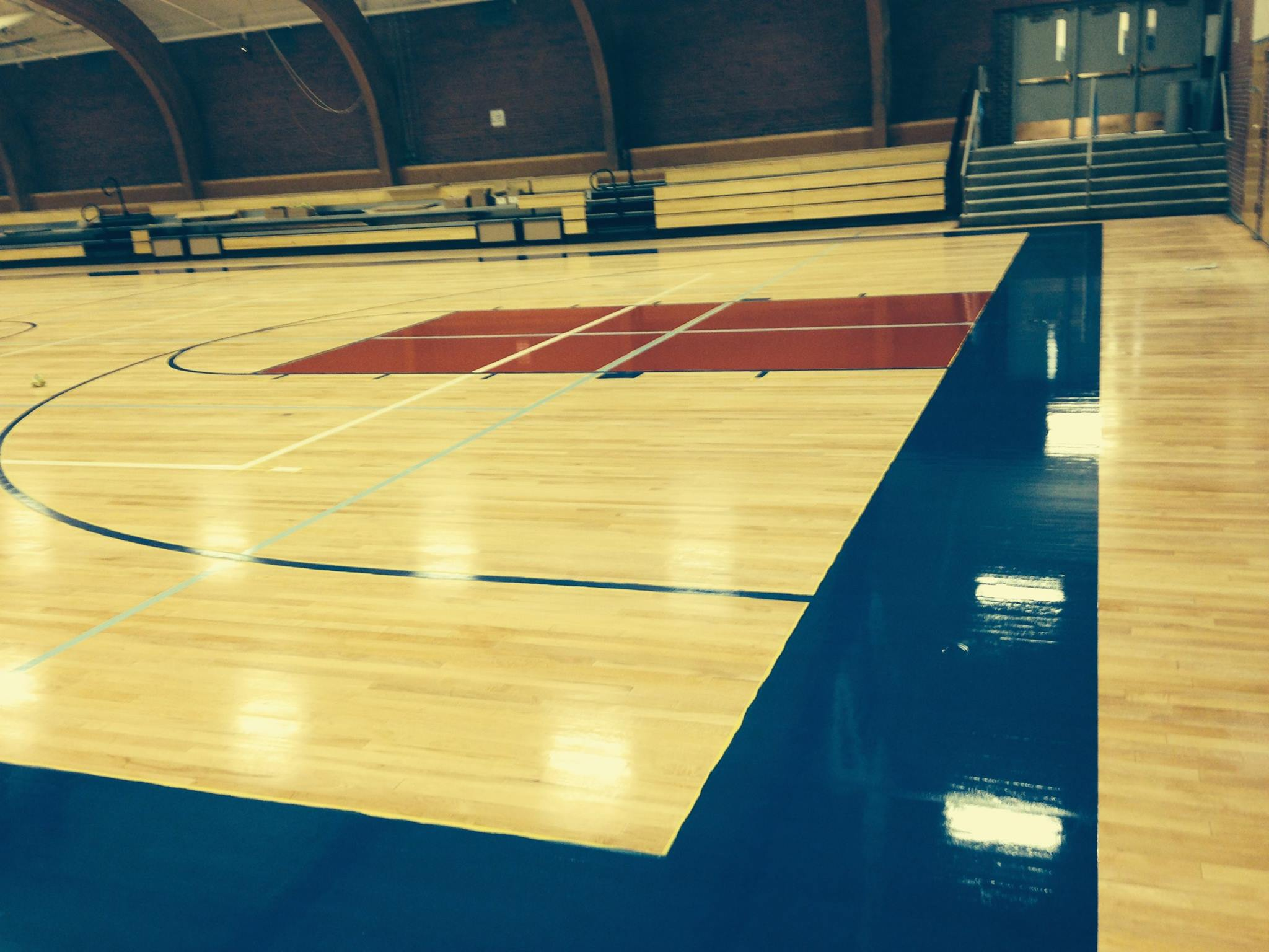 Cherry Creek High School Basket Ball Floors T Amp G Flooring