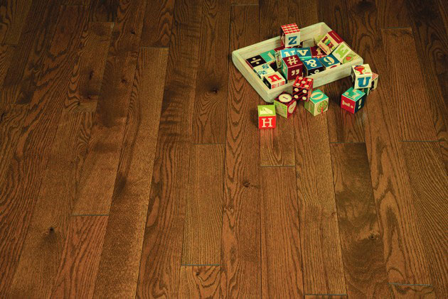 Hardwood Is The Healthiest Non Toxic Flooring For Your Kids T G