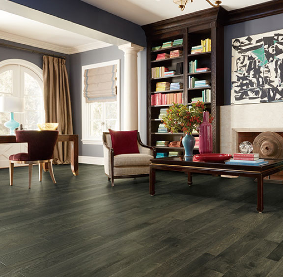 Three New Trends In Hardwood Flooring For Open Plan Homes