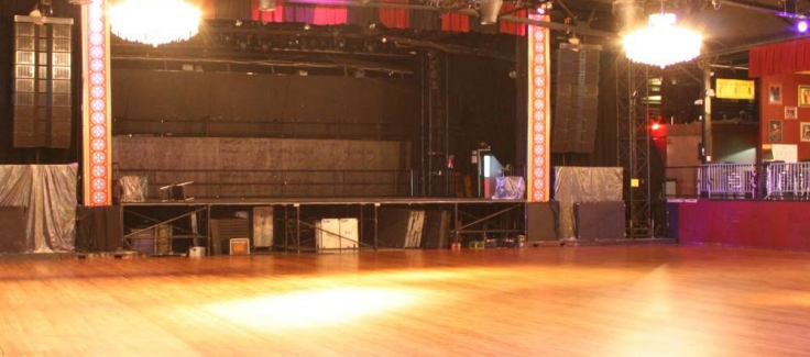 Auditorium Stage Hardwood Flooring T G Flooring