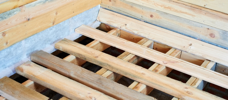 Laying Solid Wood Perpendicular To Your Subfloor Joists T G Flooring